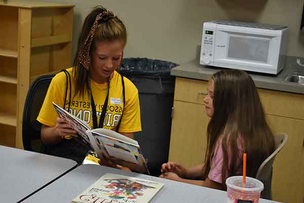 Griffon Edge Service Day - Griffon Buddies Program